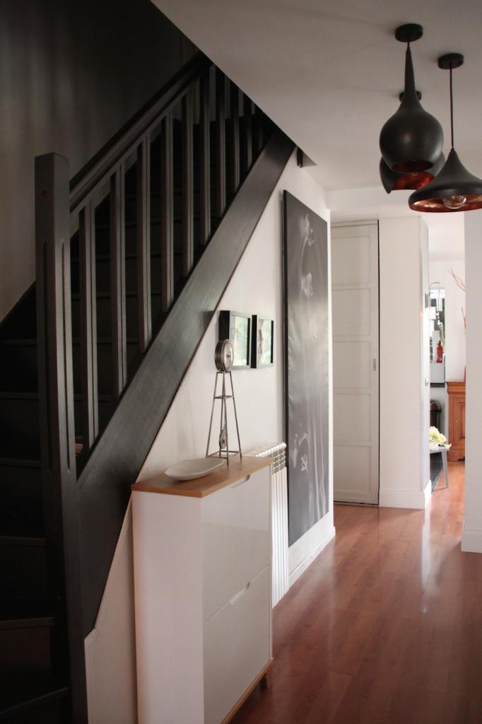 Modernisation des escaliers