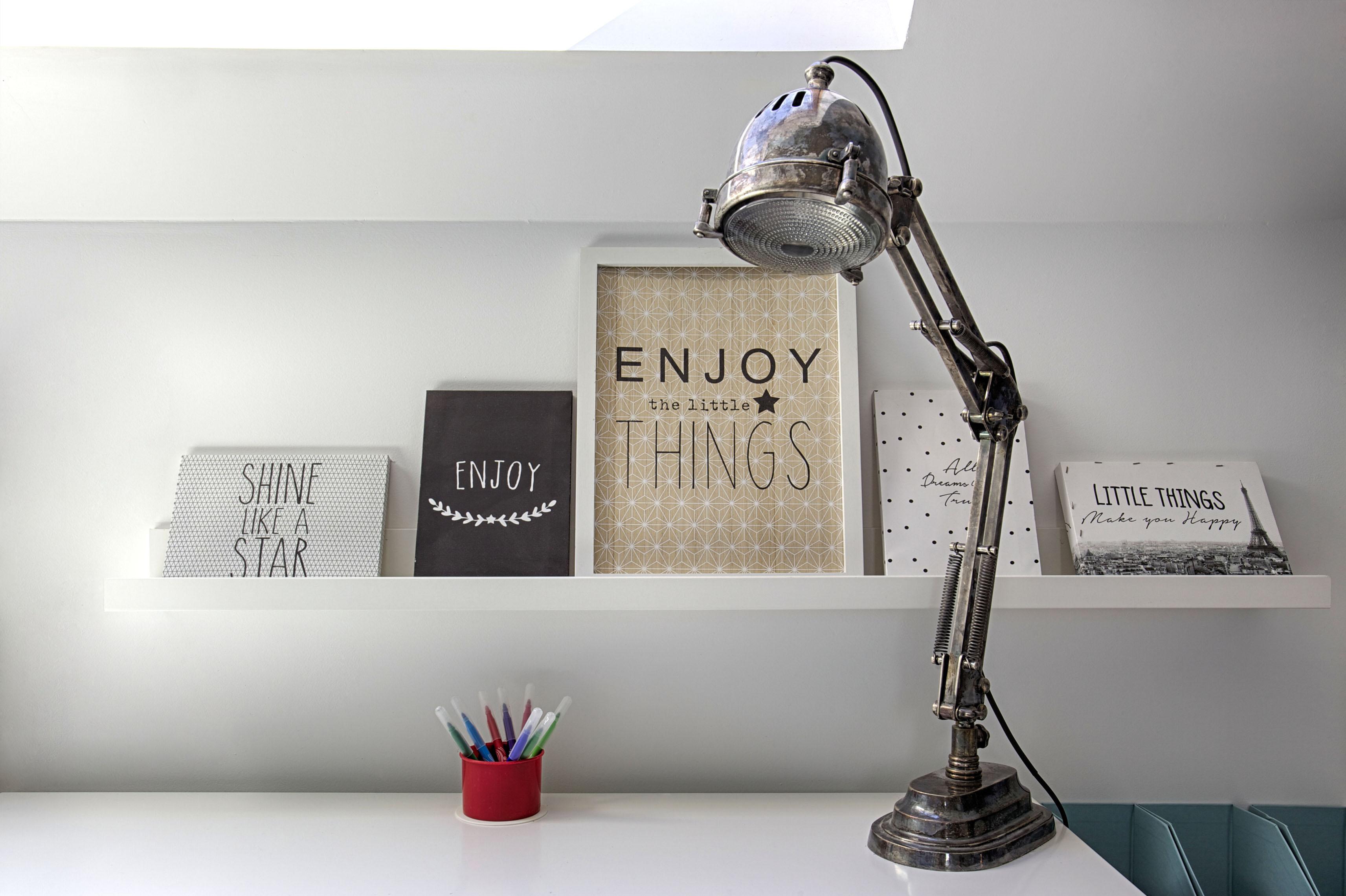 Lampe architecte déco pour chambre par Peggy Guezello 1001 idées