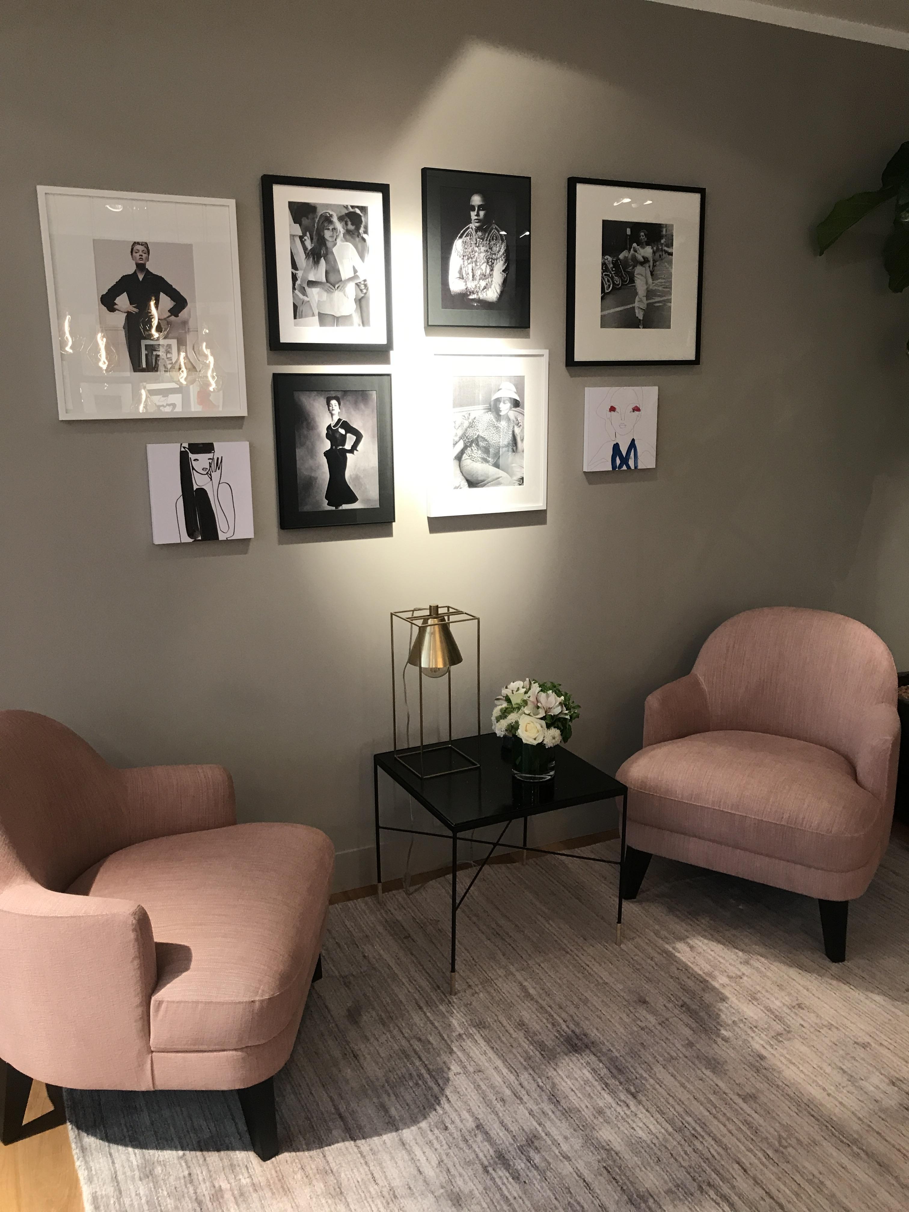 Peggy Guezello 1001 idées Espace VIP fauteuils PH collection