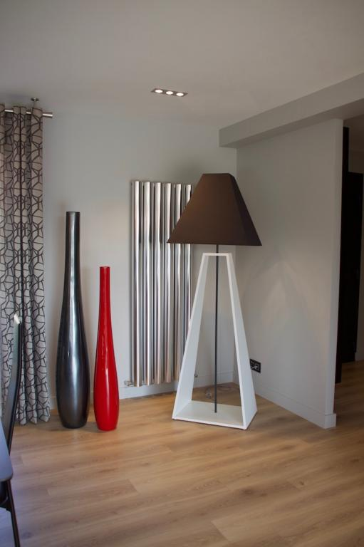 Radiateur Arigato, FDC, lampe PH collection Kheops