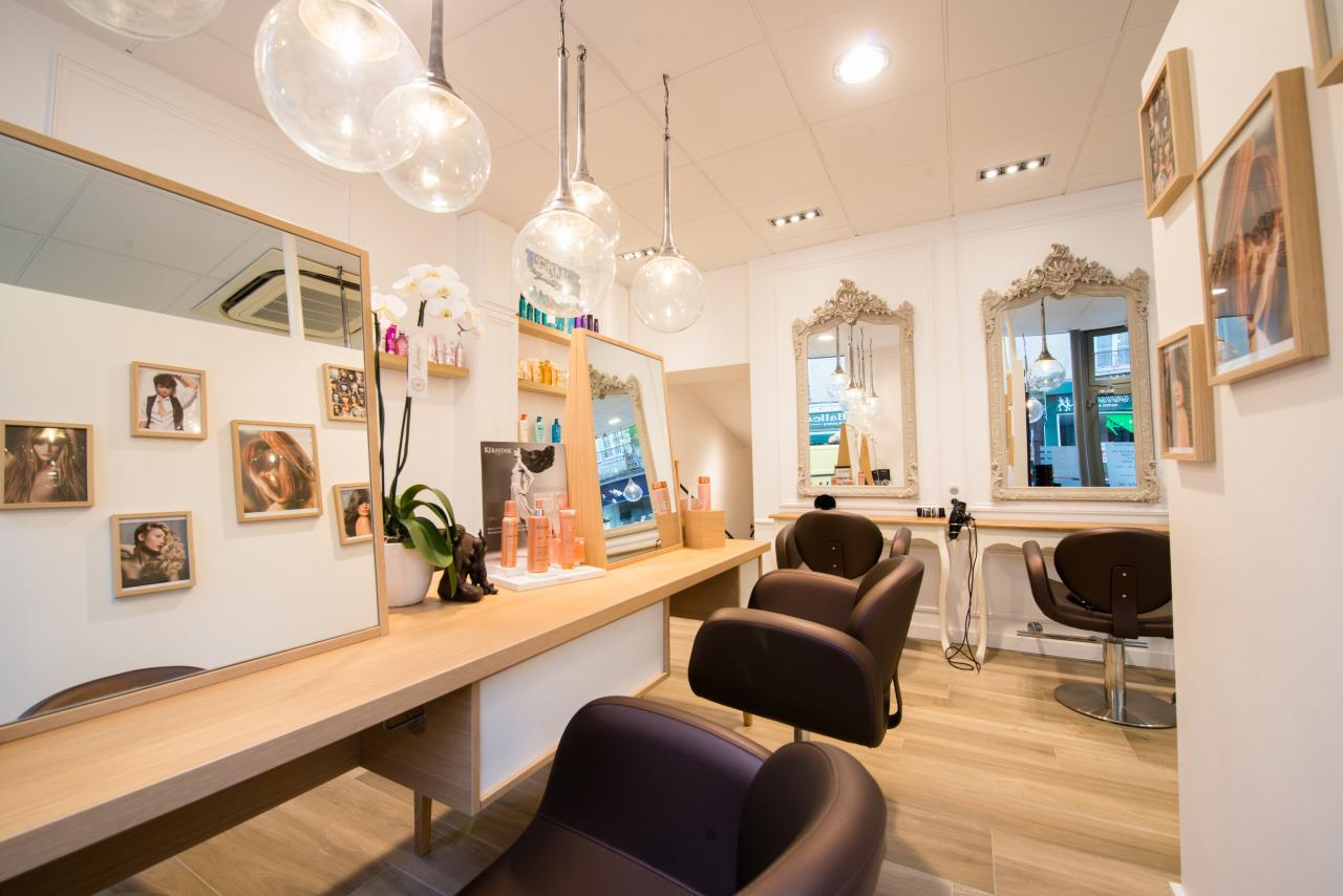 Decoration Salon De Coiffure Moderne – Chaios.com