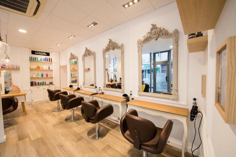 Salon de Coiffure Le salon Fontainebleau 77