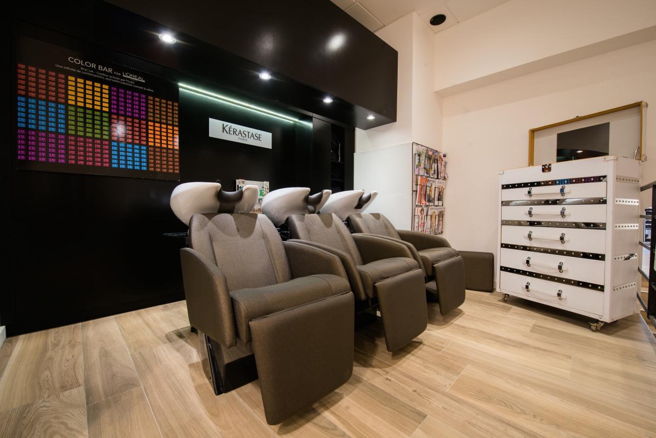 Salon de coiffure for Salon de coiffure niwel tarifs