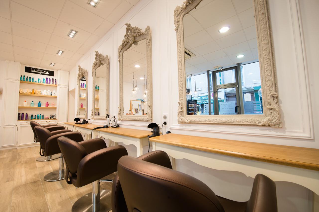 salon de coiffure vert saint denis