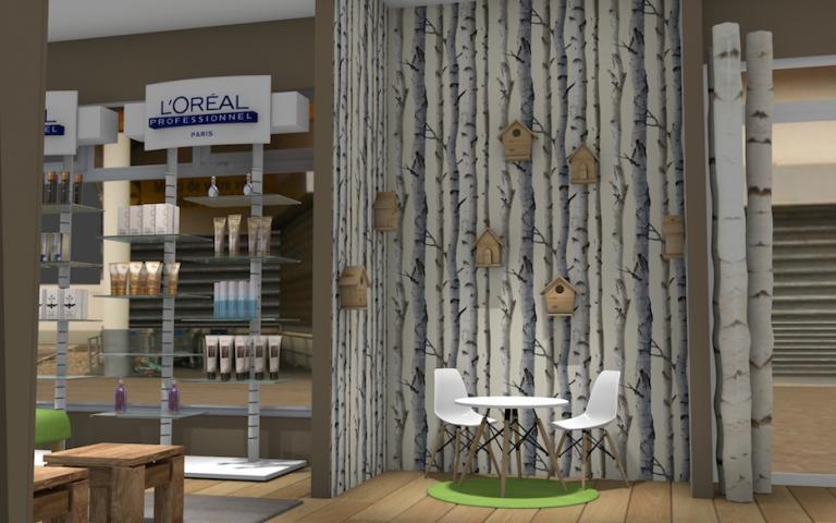 Salon de coiffure 77