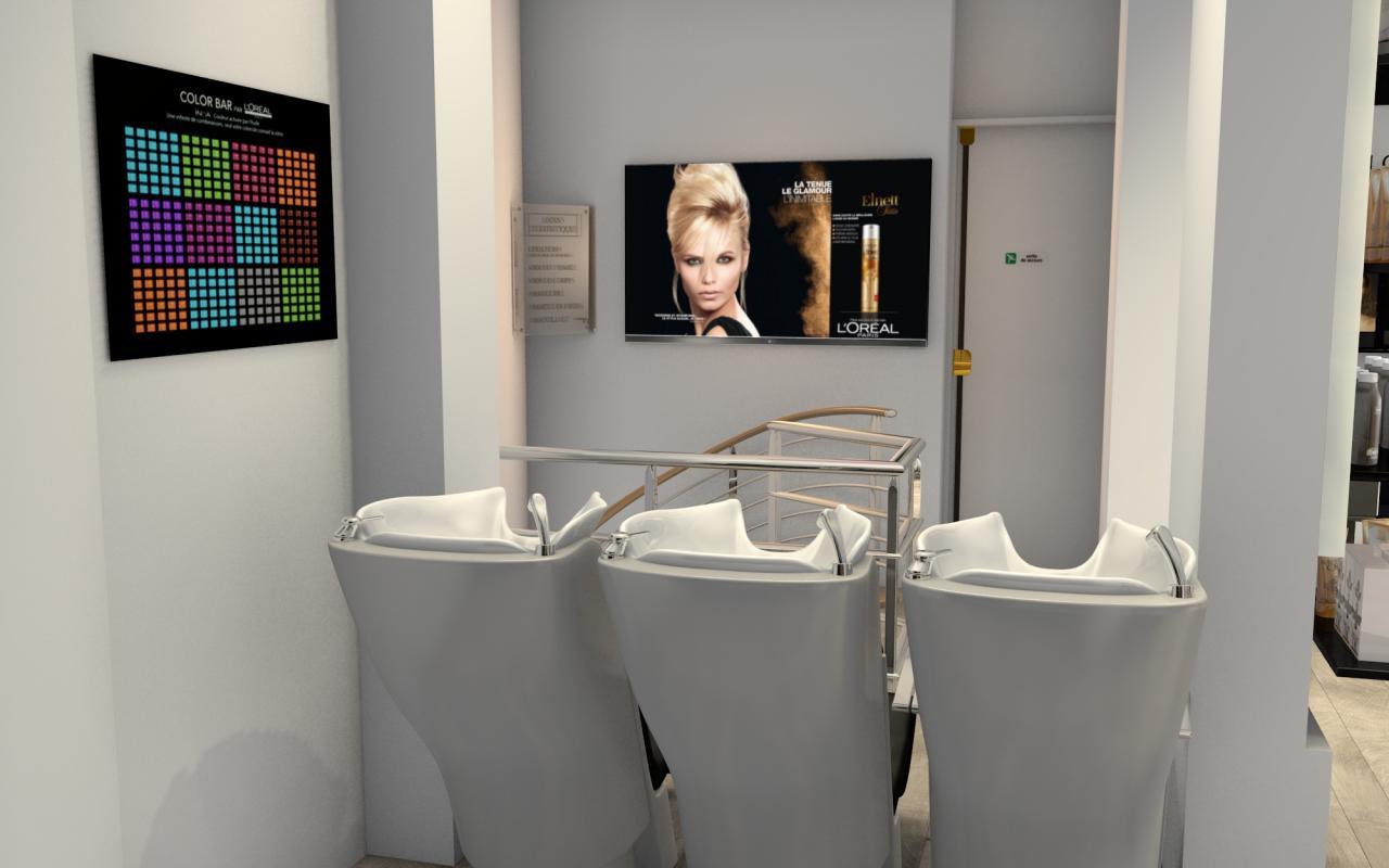 Salon de coiffure du pont neuf paris 1er - Salon parisien ...