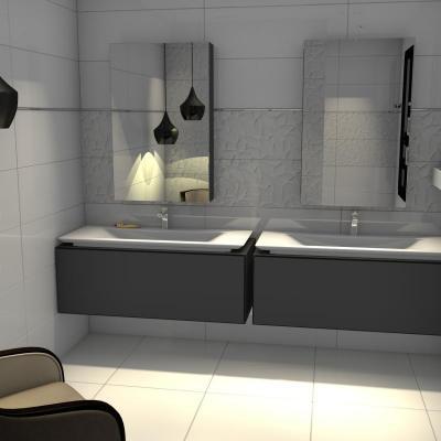 Création d'une salle de bains dans le 91