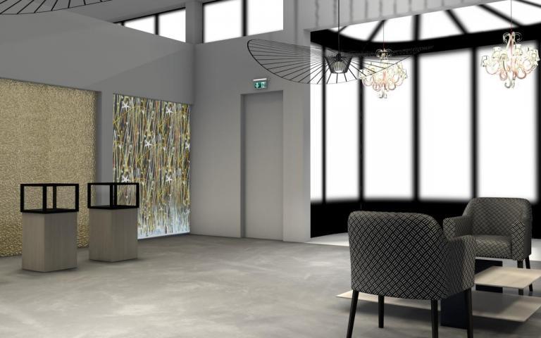 3D show room