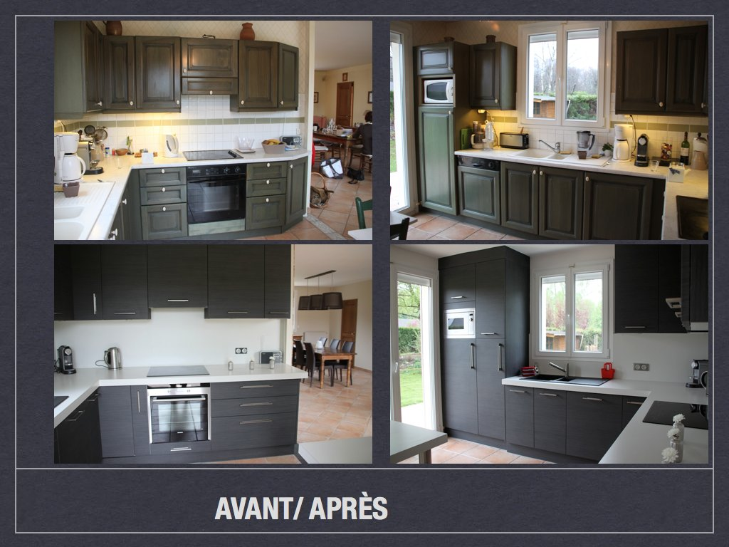 R novation cuisine avant apr s rx01 jornalagora - Renovation cuisine avant apres ...