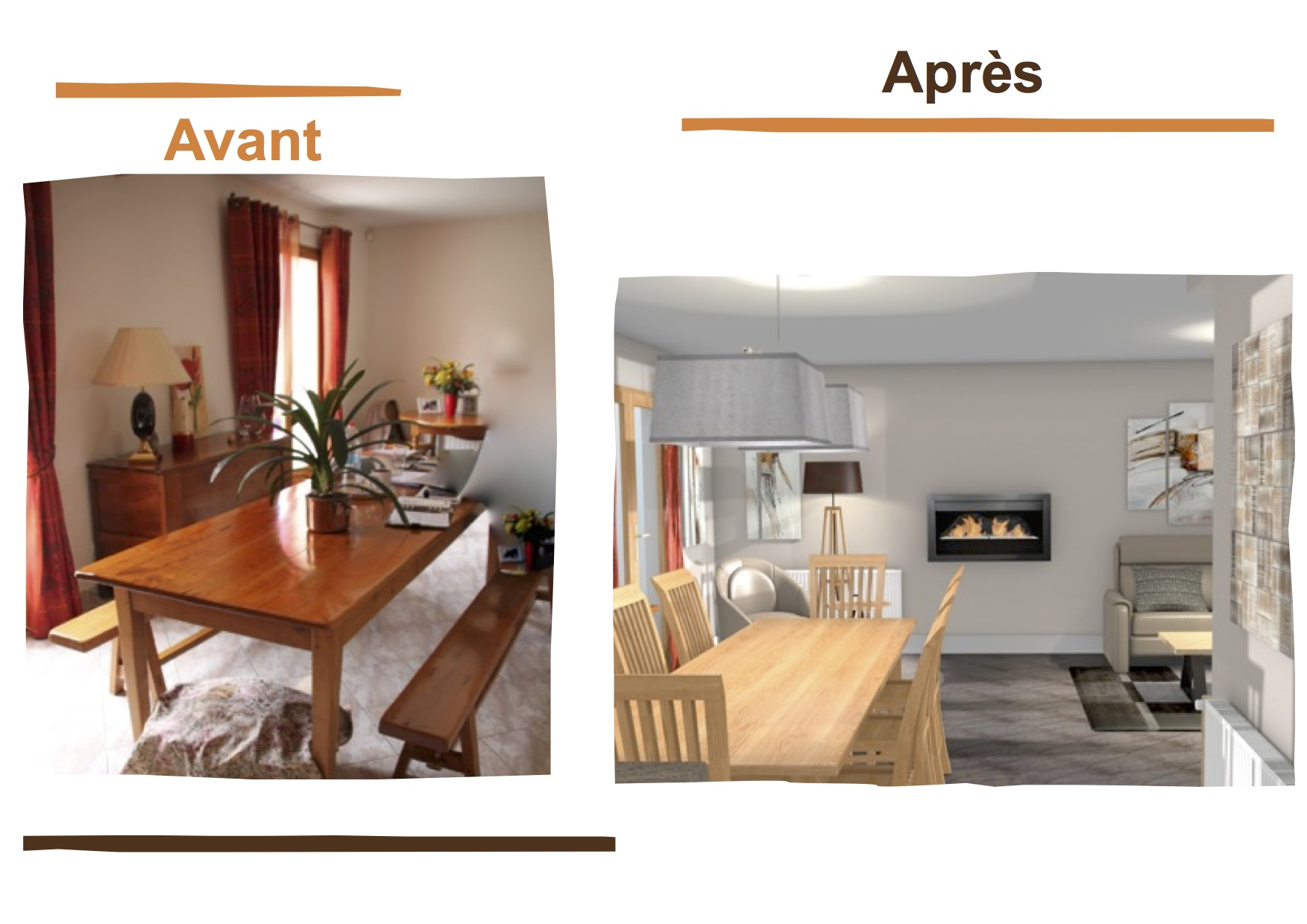 Agréable Home Staging Avant Apres Photos #8: Avant Apres Mitry
