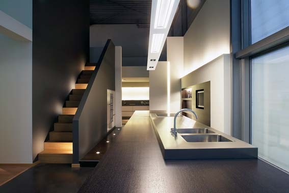 Escalier design for Architecture interieur