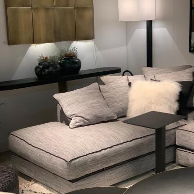 Maison & Objet canapé chaleureux et design