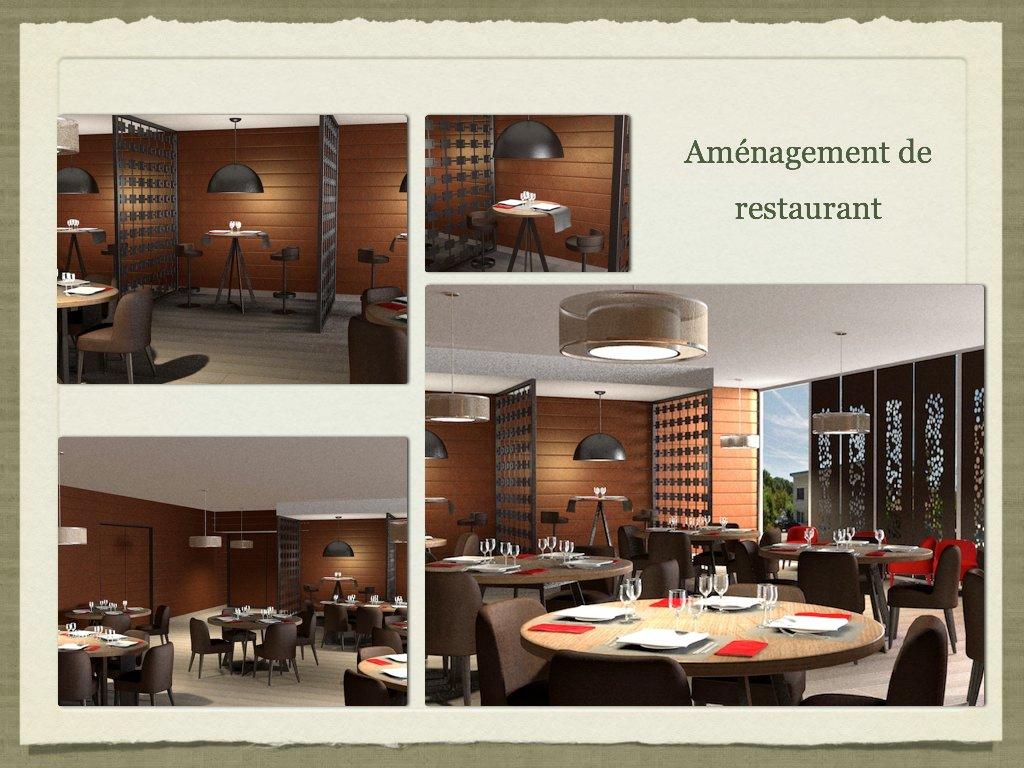 Entreprises aménagement de bureaux décoratrice