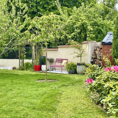Banc peggy guezello ame nagement de jardi et terrasse