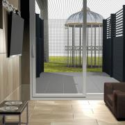 Chambre luxe pour animaux
