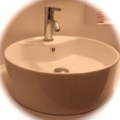 Lavabo rond