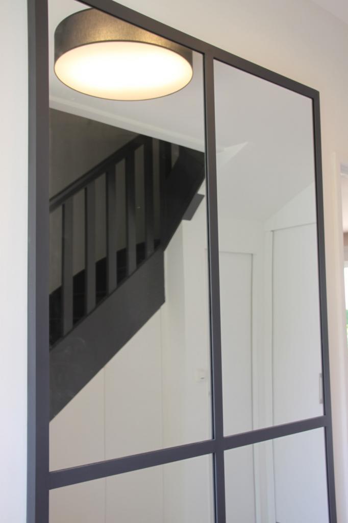 Miroir dans entrée