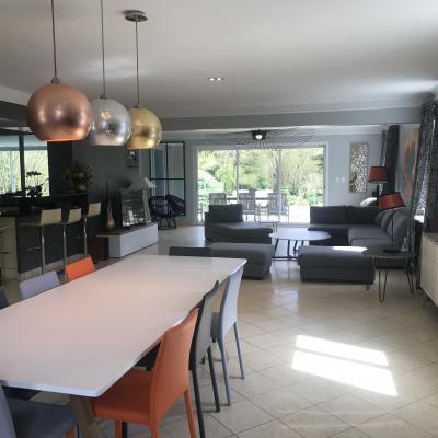 Modernisation s'une salle à manger