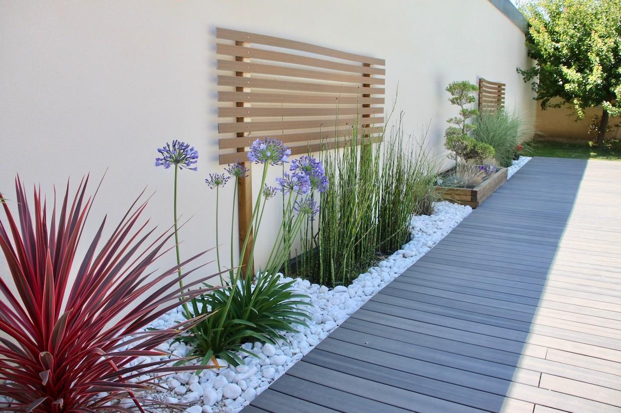 Peggy guezello 1001 ide es architecte paysagiste piscine ve ge taux et habillage bois