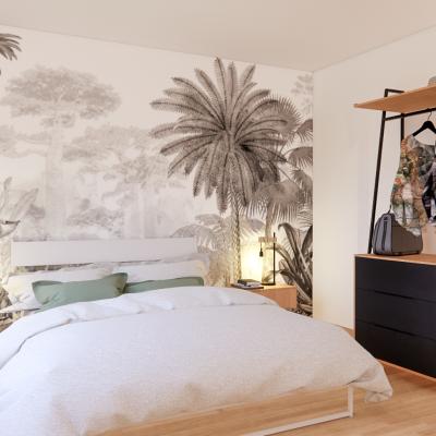 Aménagement d'un appartement à Chessy Marne-la-Vallée