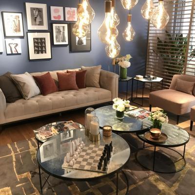 Peggy Guezello 1001 idées déco de salon moderne et chaleureux et haut de gamme