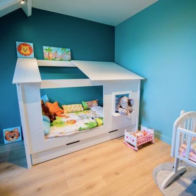 Peggy guezello 1001 ide es lit cabane pour chambre enfants