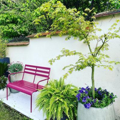 Peggy guezello architecte paysagiste 1001 ide es ame nagement avec banc et pot