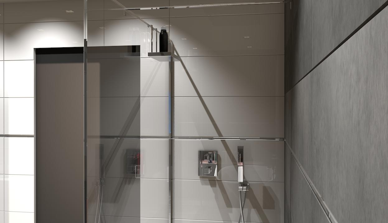 SalleDeBains, douche à l'italienne, pluie d'eau