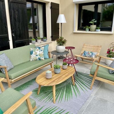 Salon de jardin et terasse peggy guezello ame nagement de jardi et terrasse