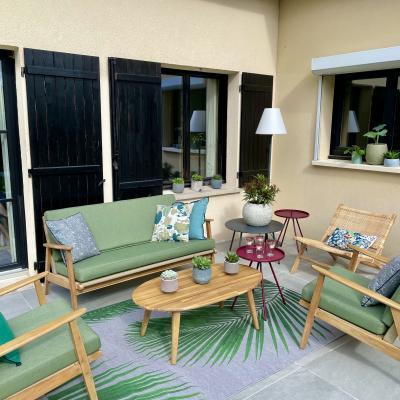 Salon de jardin peggy guezello ame nagement de jardi et terrasse