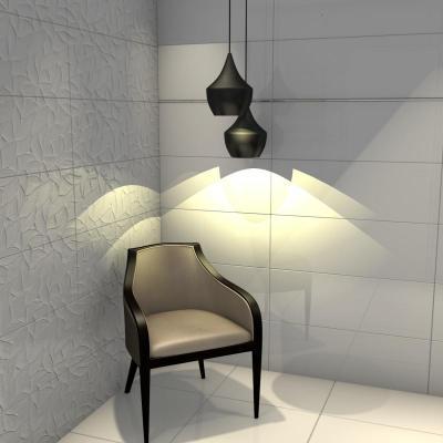 Salle de bains avec douche à l'italienne