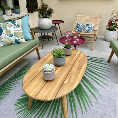 Table basse d exte rieur peggy guezello ame nagement de jardi et terrasse