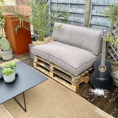 Aménagement d'une terrasse pour adolescent