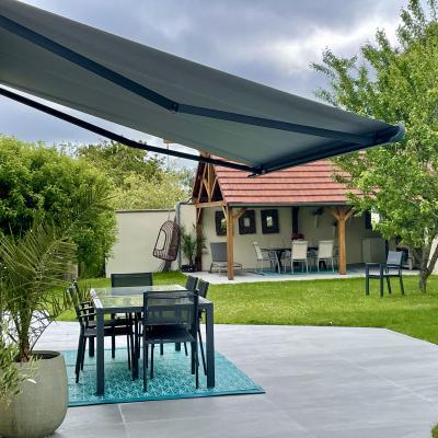 Terrasse sud peggy guezello ame nagement de jardi et terrasse