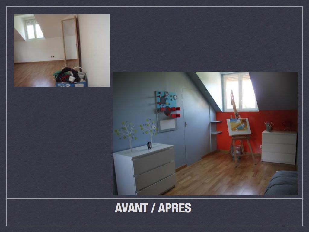 Comment Tapisser Une Piece Pour L Agrandir avant/ après: projet de décoration et d'aménagement d'espace