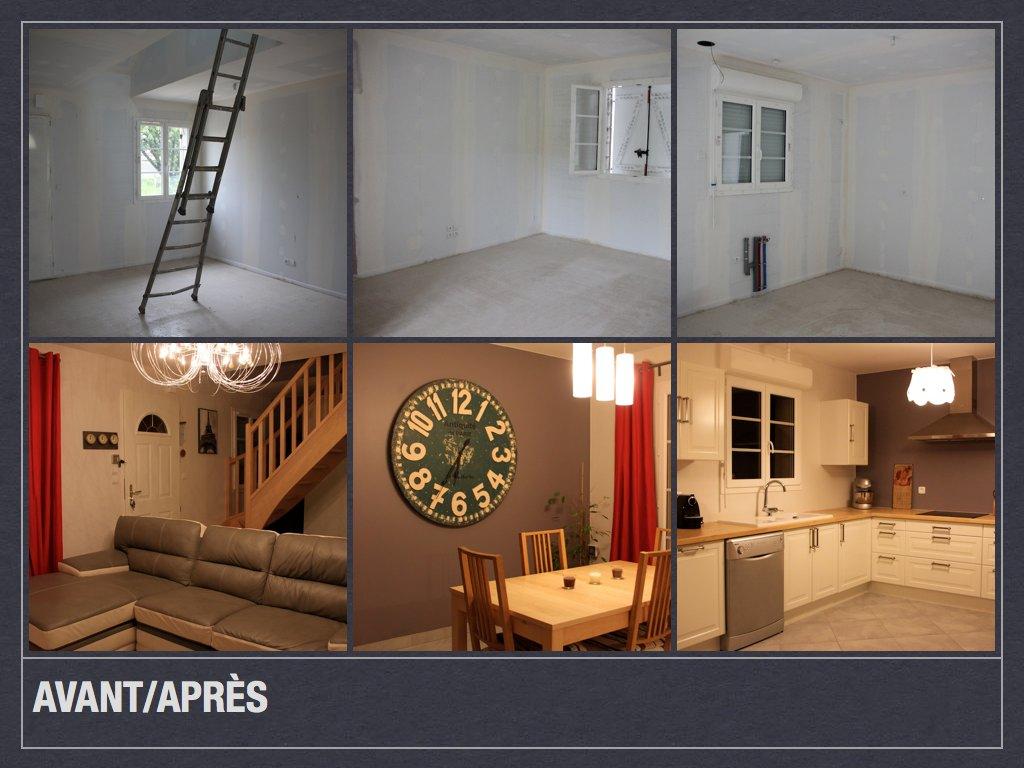Relooking Appartement Avant Après avant/ après: projet de décoration et d'aménagement d'espace