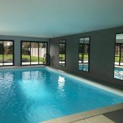 Decoration piscine d interieur